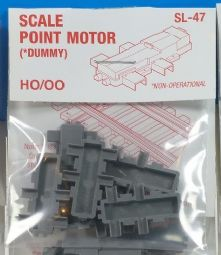 Peco SL47 Dummy Point Motor